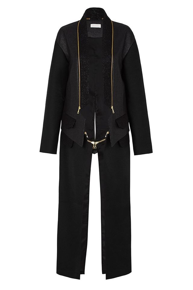 Sass & Bide Relaxed Fit Coat
