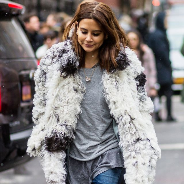 How Fashion Editors Style Their Winter Denim