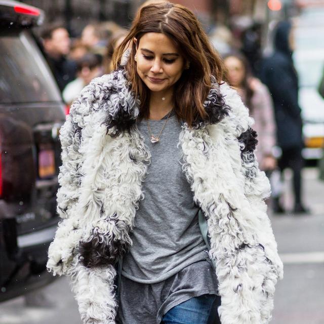 How Fashion Editors Style Their Winter Denim