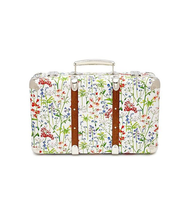 Liberty Flowers Suitcase
