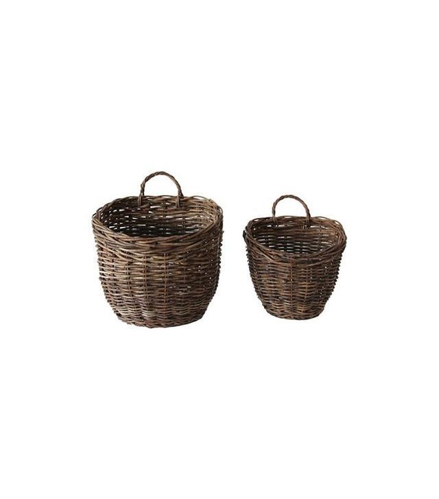Target Vine Rope Weave Hanging Baskets