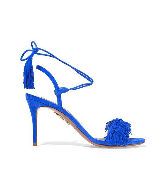 Aquazurra Wild Things Sandals
