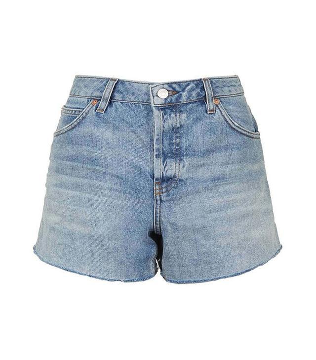 Topshop Ashley Boyfriend Shorts