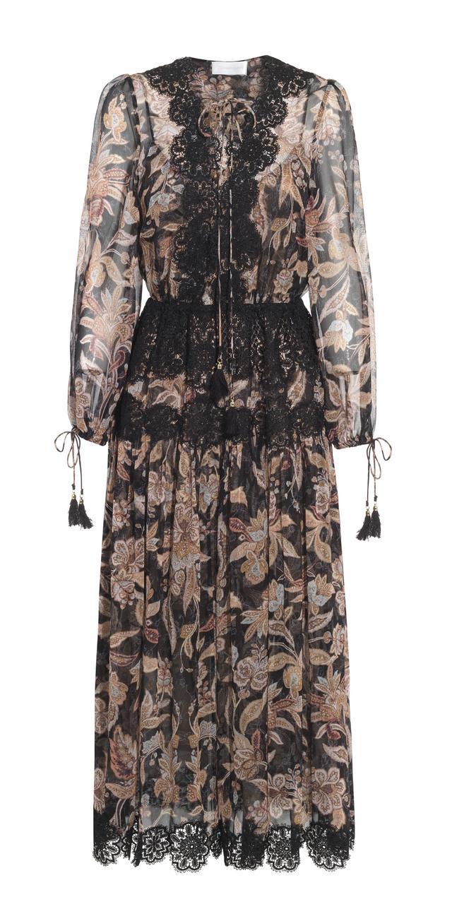 Zimmermann Alchemy Dress