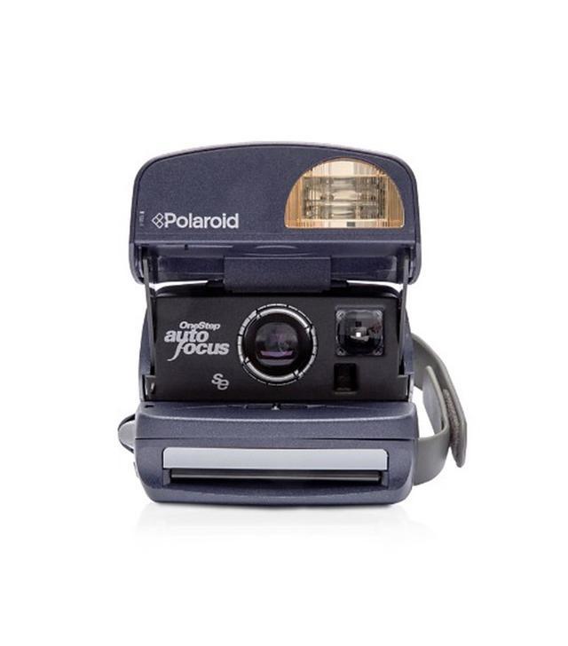Impossible Polaroid 600 Round Camera