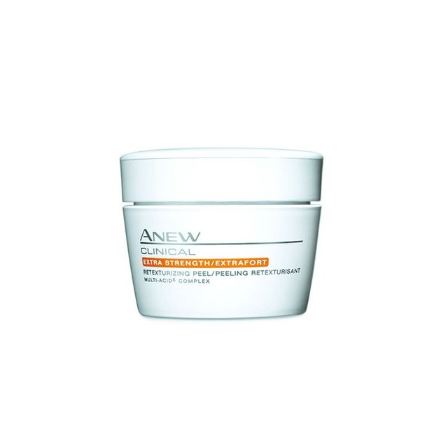 Avon Anew Clinical Extra Strength Retexturizing Peel Pad