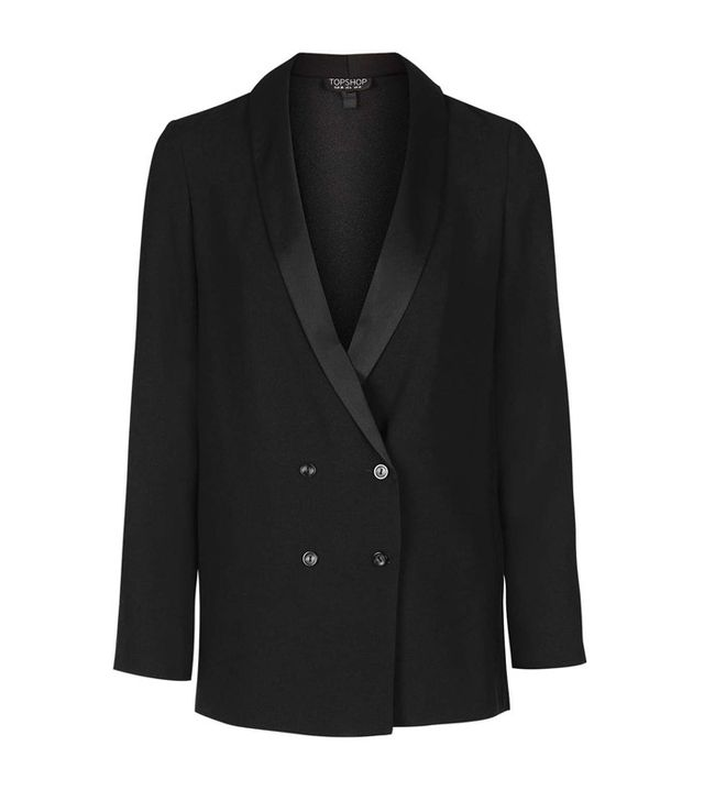 Topshop Soft Tailored Jacket