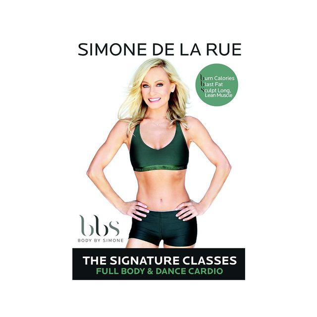Body by Simone The Signature Classes DVD