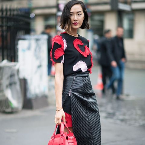 Lessons in Chic: 35 Couture Fashion Week Street Style Looks