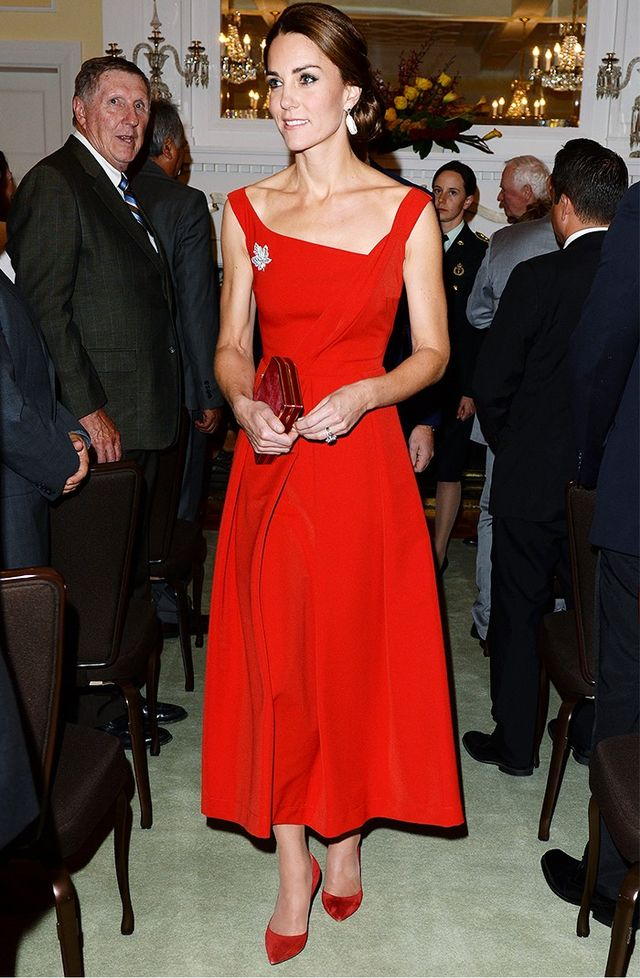 Catherine wearing Preen's Finella Midi Dress(£1333) which is now out of stock. Just under a decade ago, when I first started my career inthe industry, I can clearly remember the...