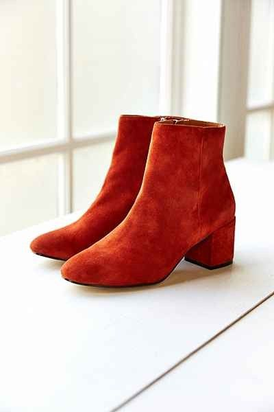 Urban Outfitters Thelma Suede Ankle Boot