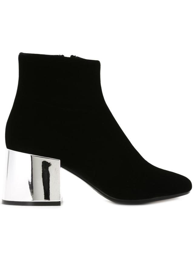 Maison Margiela Mirror Heel Ankle Boots