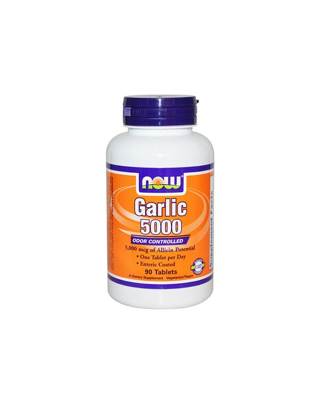 Now Foods Garlic 5000 Tablets