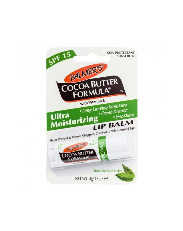 Palmer's Cocoa Butter Dark Chocolate & Mint Lip Balm SPF 15