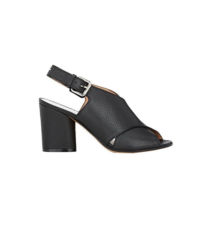 Maison Margiela Criss-Cross Strap Sandals