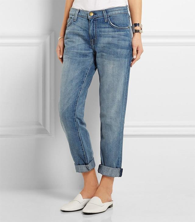 Current/Elliot The Fling Boyfriend Jeans