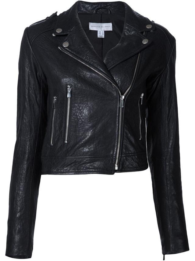 Rebecca Vallance 'Pelle' Moto Jacket