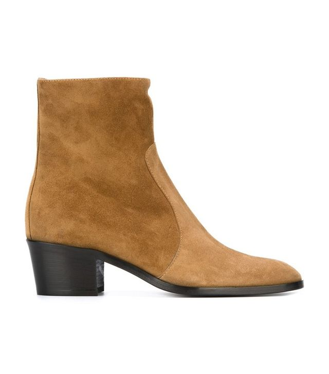 Jean-Michel Cazabat Pointed Toe Ankle Boots