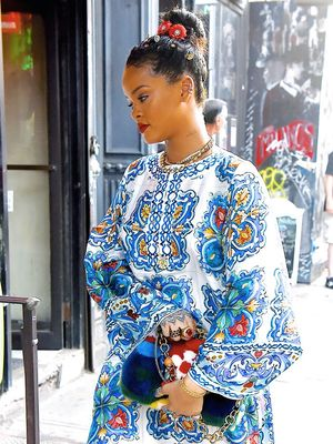 Are Rihanna's Mules the Next Cult Chanel Shoes?