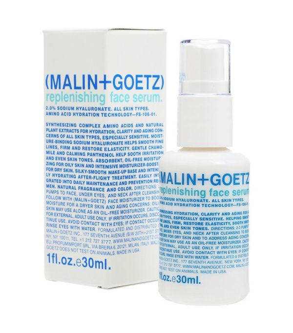 Malin + Goetz Replenishing Face Serum