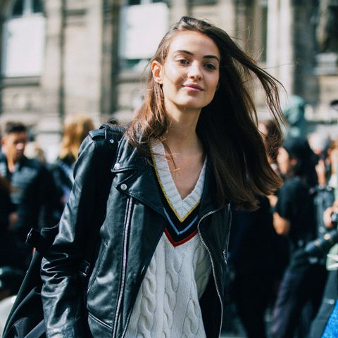 Models off-duty style: Camille Hurel