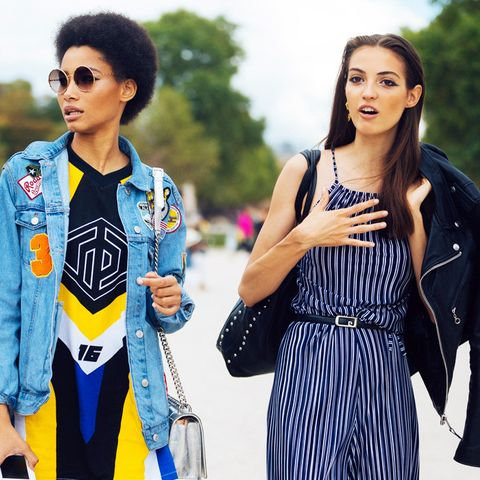 Model off-duty style: Camille Hurel