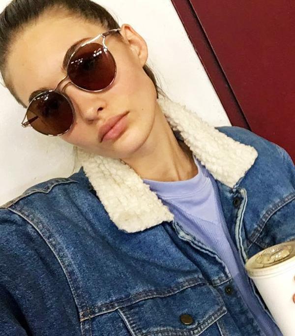 Models off-duty style: Grace Elizabeth