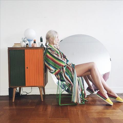 Models off-duty style: Soo-Joo Park