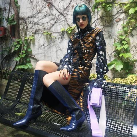 Models off-duty style: Sita Abellan