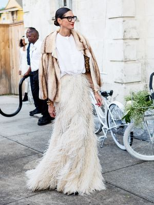 Breaking: The Maxi Skirt Just Got Cool Again—Here's How to Wear It