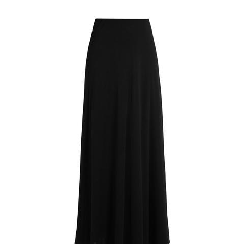 Skavel Jersey Maxi Skirt