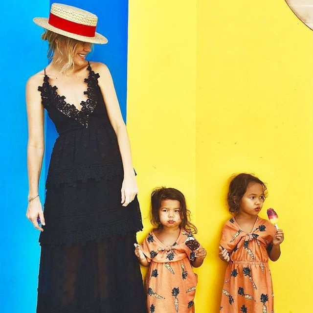This Might Be the Chicest (and Funniest) Mum on Instagram