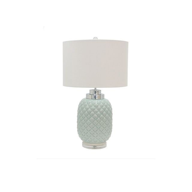 Interiors Online Island Clear Table Lamp