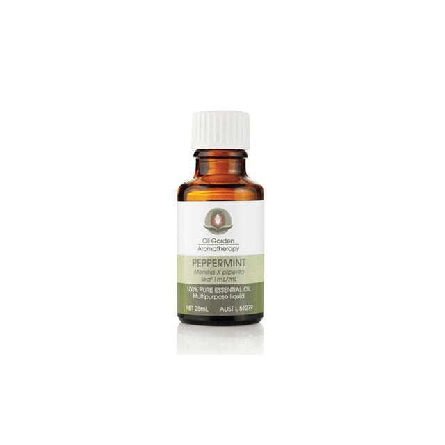 Oil Garden Aromatherapy Peppermint Oil