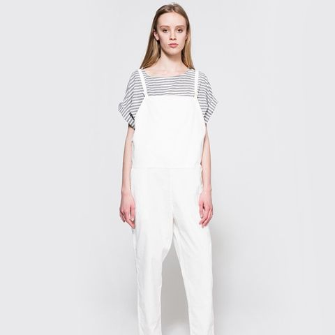 Strap Overall Pants