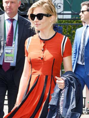 Sienna Miller's Wimbledon Outfit Is the Ultimate British Summer Look