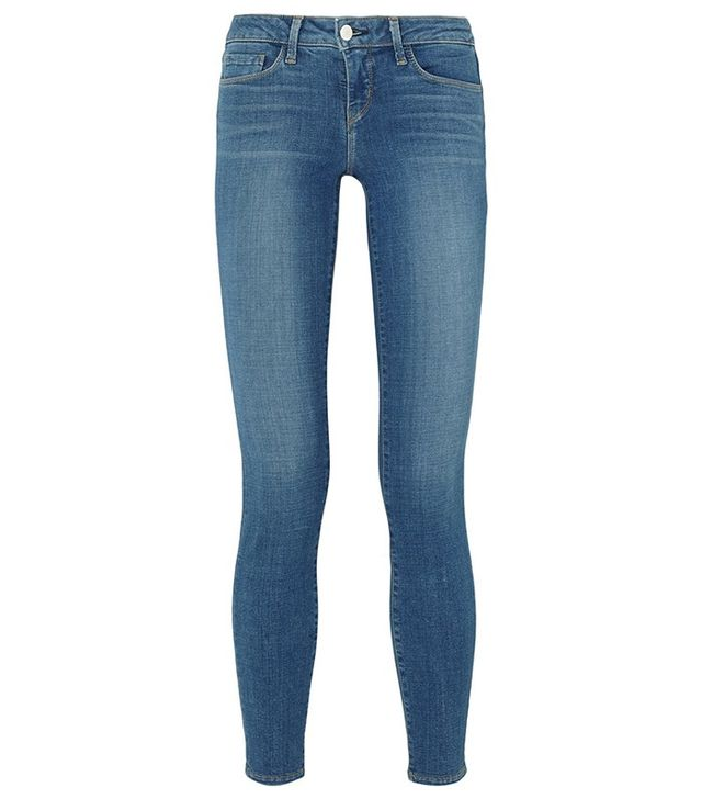 L'Agence The Chantal Skinny Jeans