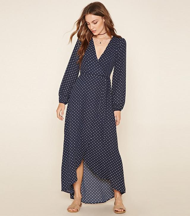 Forever 21 Contemporary Maxi Dress
