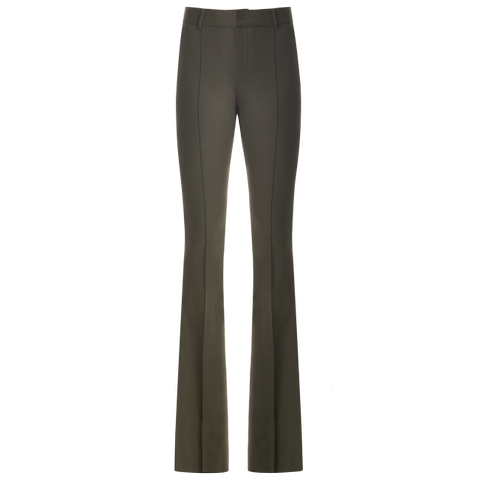 Hibiscus High Waisted Flare Pant