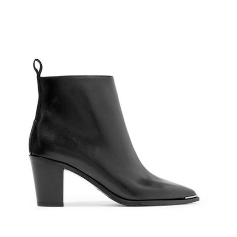 Loma Leather Ankle Boots