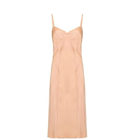 Decca Dress Pink Sand