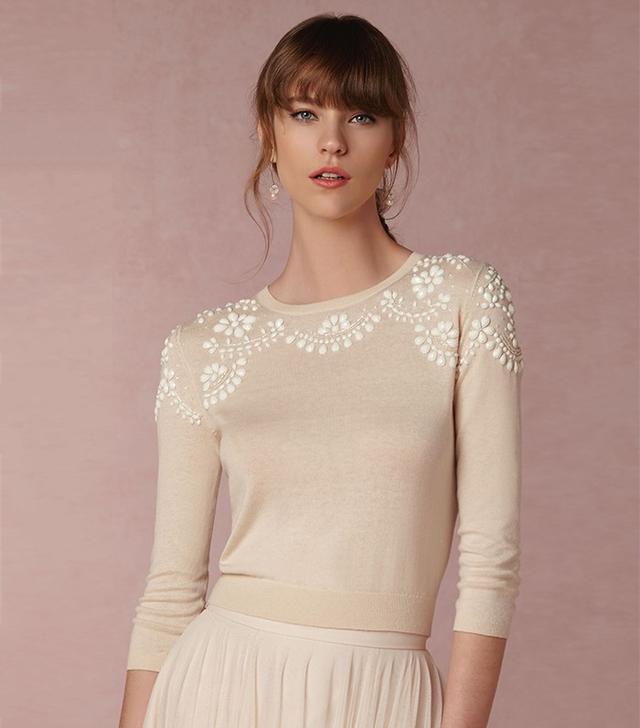 BHLDN Millie Sweater