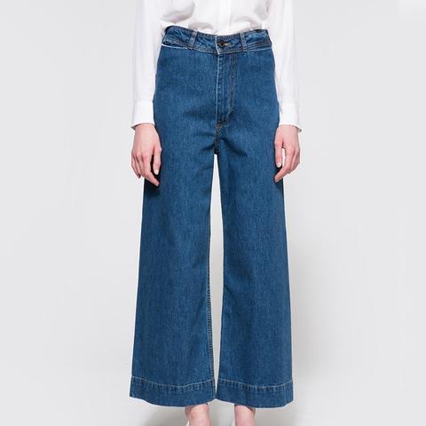 Maison Pants in Standard Denim