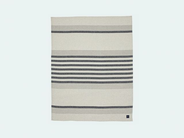 Faribault Recycled Cotton Throw