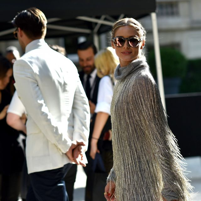 The Olivia Palermo Guide to an Elevated Weekend Wardrobe