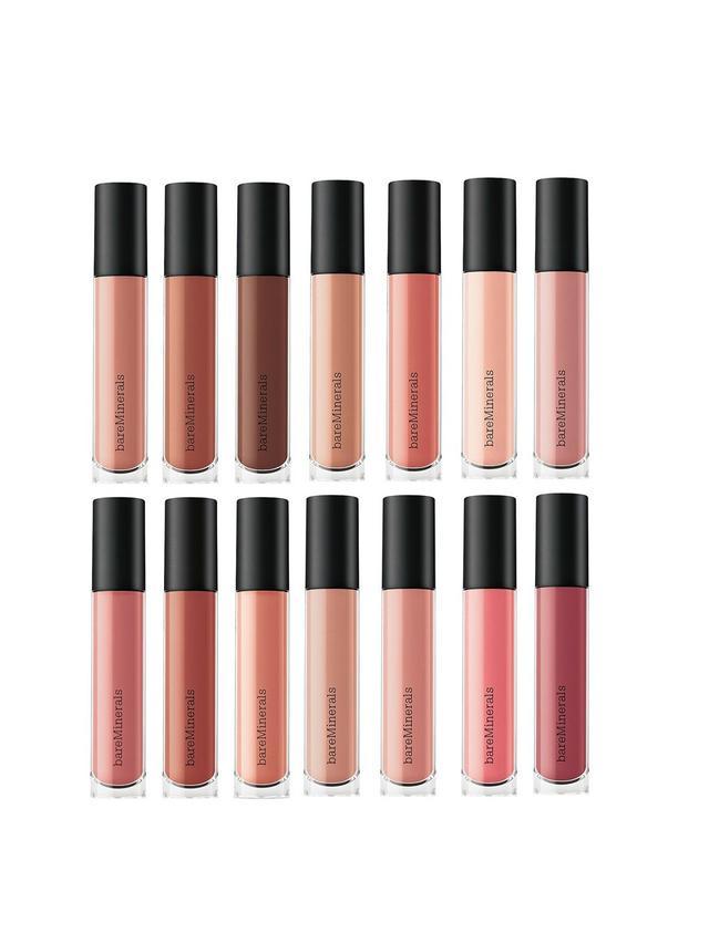BareMinerals Gen Nude Buttercream Lipgloss