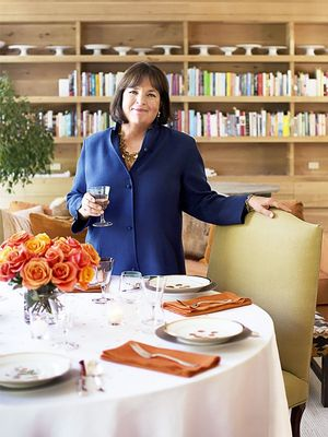 How Ina Garten Built a Food Empire With a Team of Two