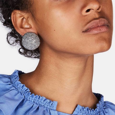 One-Ball Earrings