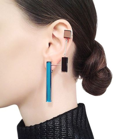 Seven 7 Mono Earrings