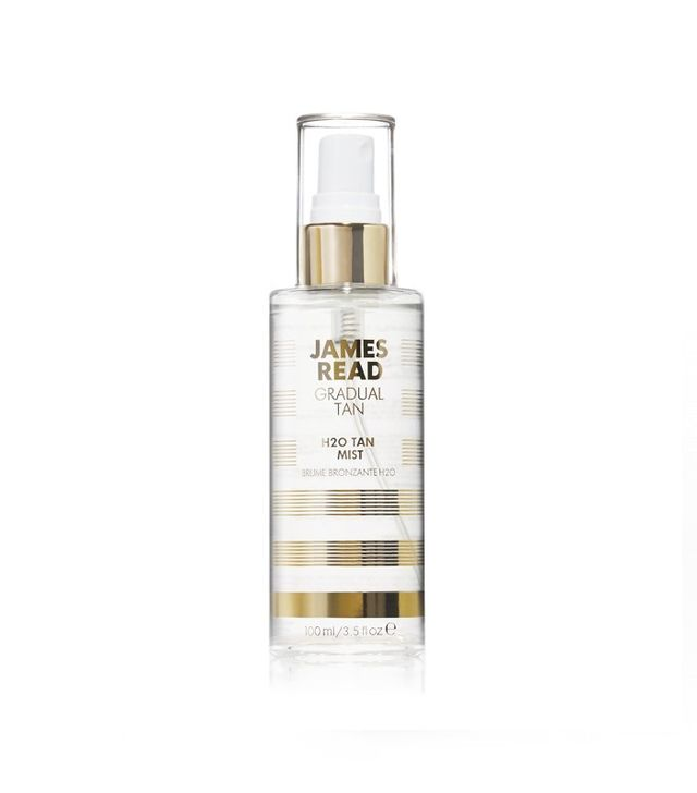 James Red Gradual Tan H20 Tan Mist